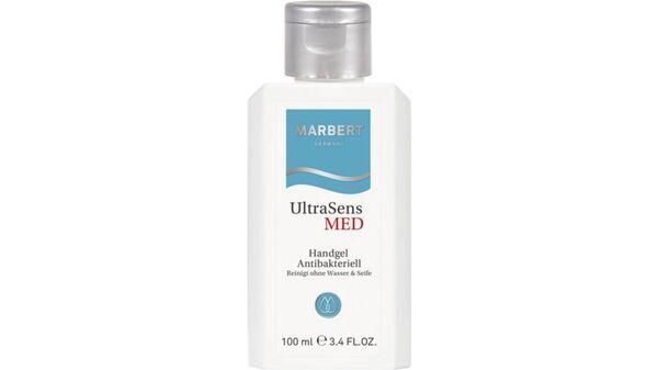 MARBERT UltraSens MED, Handgel Antibakteriell