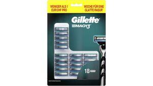 Gillette Mach3 Rasierklingen