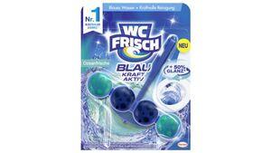 WC Frisch Kraft-Aktiv Blauspüler Ozeanfrische