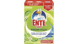 WC-Ente Frische-Siegel 2er Nachfüller Limone