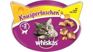 Whiskas® Knuspertaschen Huhn+ Käse