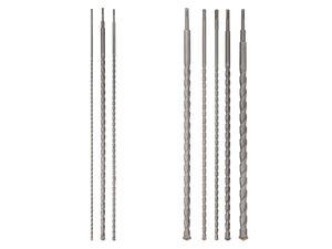 PARKSIDE® Steinbohrersatz, für Stein, Leichtbeton und Ziegel, 45 oder 80 cm Arbeitslänge