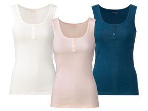ESMARA® Ripptop Damen, in Ripp-Qualität, mit Baumwolle und Elasthan