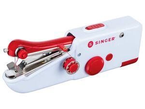 SINGER Handnähmaschine, geeignet für jedes Material, 1,8 mm Nähstärke
