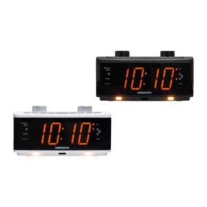 MEDION®LIFE® P66173 Uhrenradio mit Nachtlicht