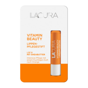 LACURA  	   Vitamin Beauty Lippenpflegestift
