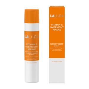 LACURA     Vitamin C Overnight Maske