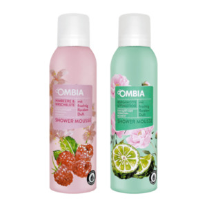 OMBIA  	   Shower Mousse