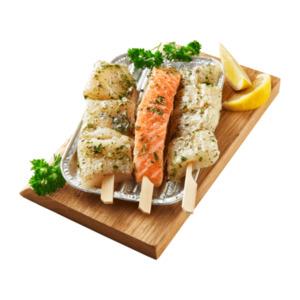 BBQ     Fischgrillspieße