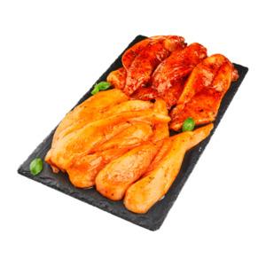 BBQ     Hähnchen-Grillies