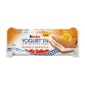 kinder Yogurt'In