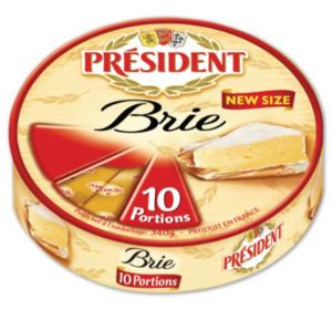 PRÉSIDENT Brie