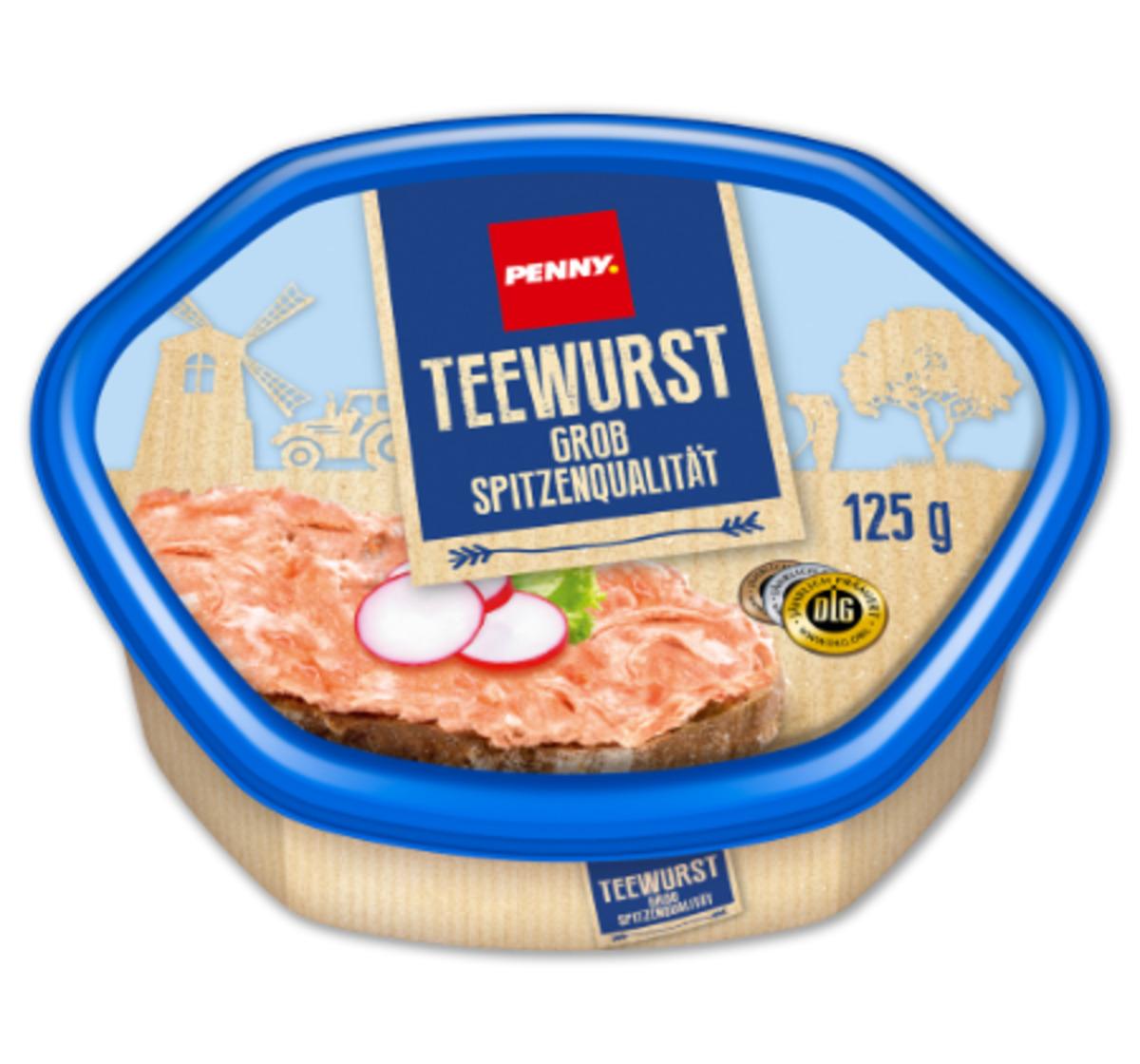 Teewurst Baby