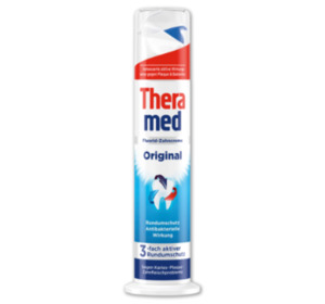 THERAMED Zahncreme