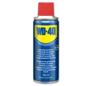 WD 40 Multifunktionsöl