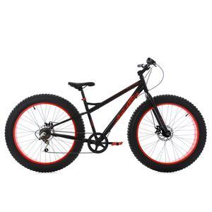 KS Cycling Mountainbike MTB Fatbike SNW2458 26 Zoll für Herren