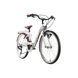 """KS Cycling Kinderfahrrad 24"""" Dandelion für Mädchen"""