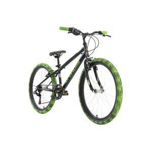 KS Cycling Kinderfahrrad 24'' Crusher für Jungen