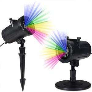 Deuba LED Projektor Spritzwasserschutz