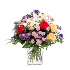 Herzensfreude - | Fleurop Blumenversand