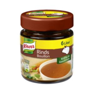 Knorr Bouillon