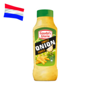 Gouda's Glorie Sweet Onion Sauce