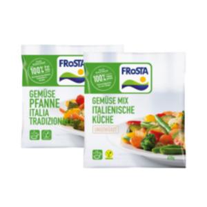 Frosta Gemüse Mix, Gemüse Pfanne,  Traditionelles Gemüse oder Kleine Mahlzeit