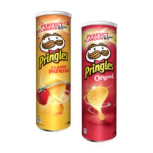 Pringles Kartoffel- oder Tortillachips