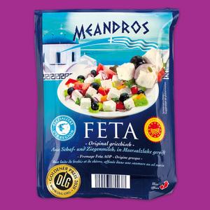 Meandros Griechischer Käse