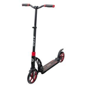 Aero C8 Scooter schwarz/rot
