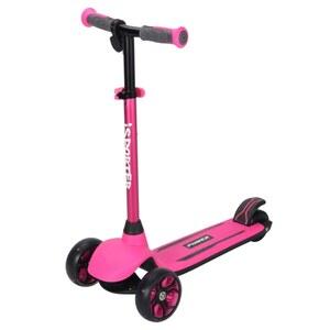 iSporter Elektro Scooter 2 in 1 pink