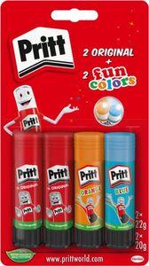 Pritt Klebestift - 4er Pack