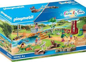 Playmobil® 70342 - Erlebnis Streichelzoo - Playmobil® Family Fun