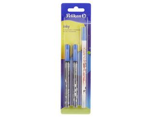 Pelikan Schreibwaren Tintenschreiber mit Tintenlöscher