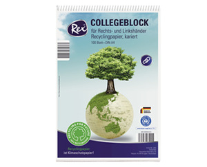 Rex®  Collegeblock