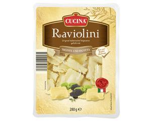 CUCINA®  Gefüllte Premium-Teigwaren