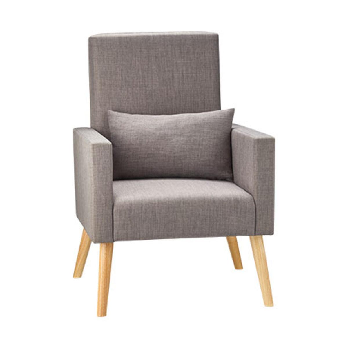 Bild 3 von 2-in-1 Schaukelstuhl-Sessel inkl. Zierkissen1