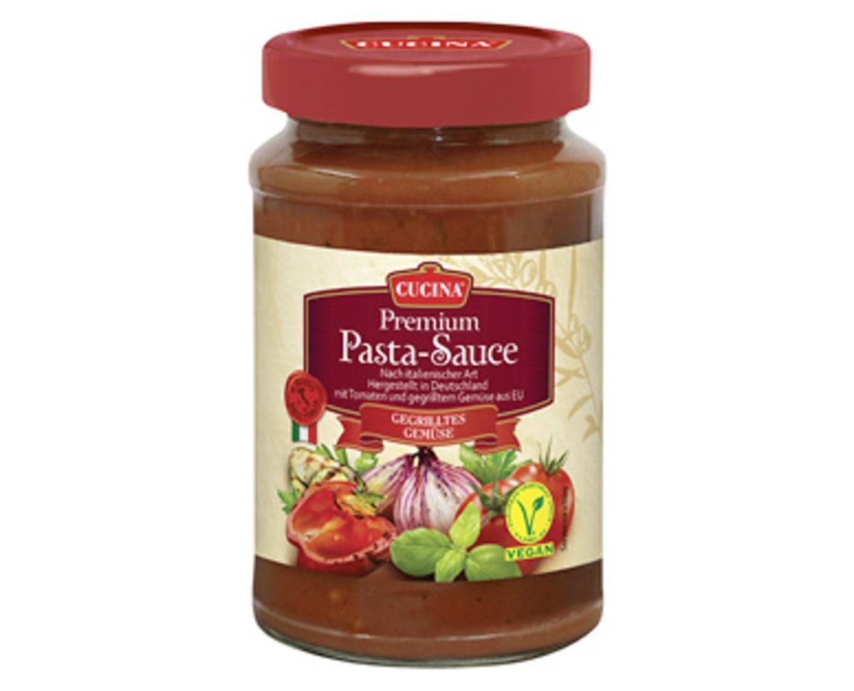 Bild 2 von CUCINA®  Premium Pasta-Sauce