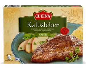 CUCINA®  Kalbsleber