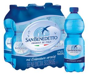 SAN BENEDETTO Mineralwasser