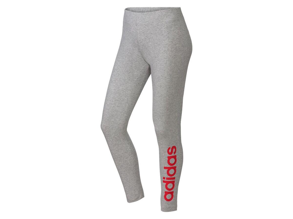Bild 2 von adidas Leggings Damen, aus Baumwolle und Elasthan