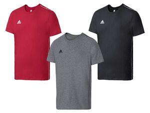 adidas T-Shirt Herren, aus reiner Baumwolle