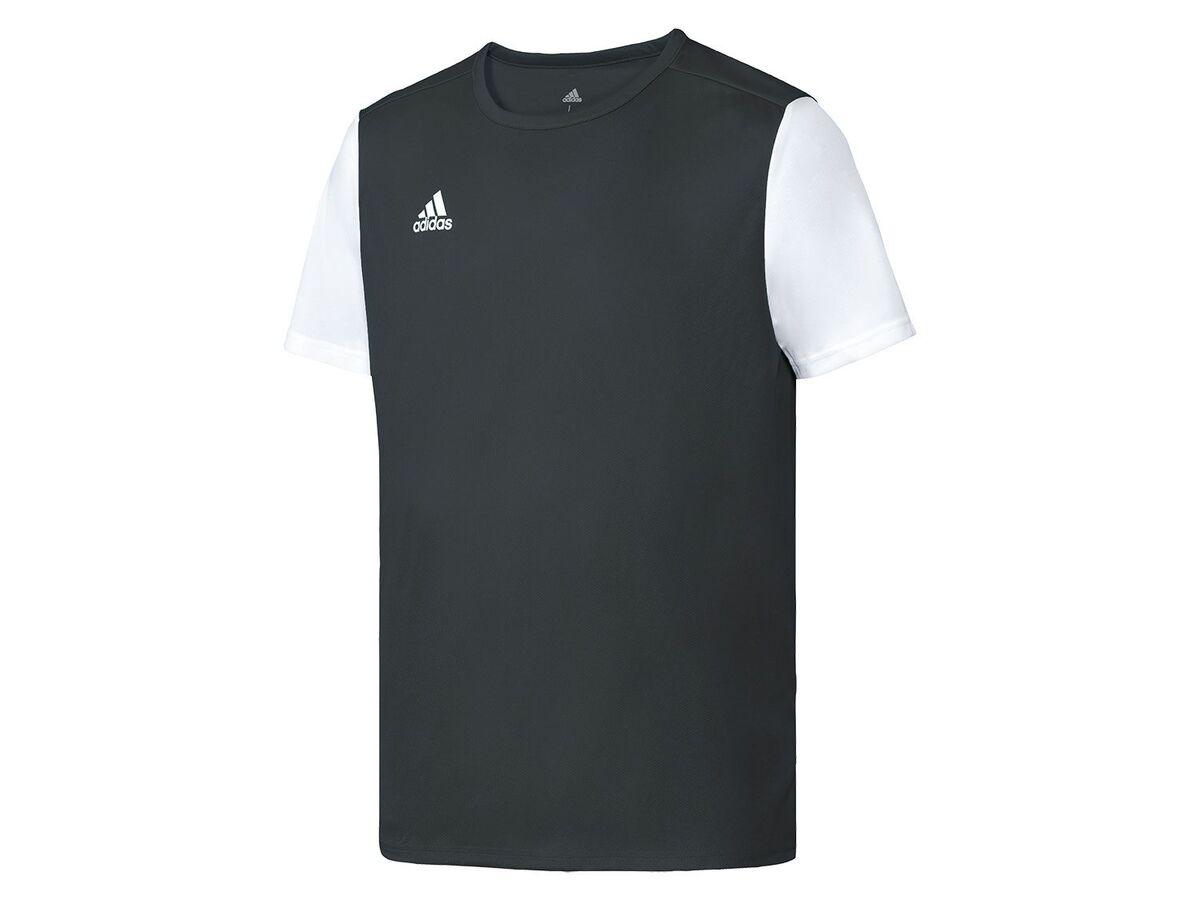 Bild 2 von adidas Trainings T-Shirt Herren, zweifarbig, schnelltrocknend