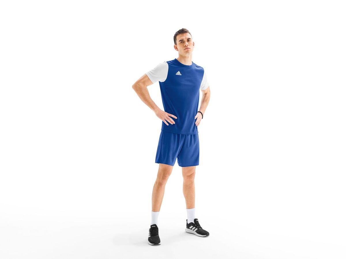 Bild 5 von adidas Trainings T-Shirt Herren, zweifarbig, schnelltrocknend