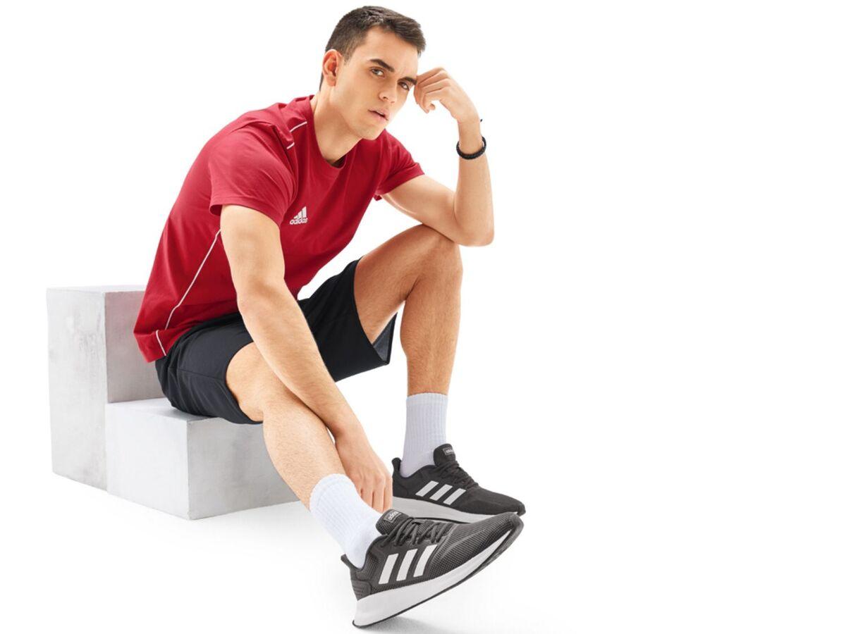 Bild 4 von adidas Turnschuhe Herren, leichte EVA-Zwischensohle