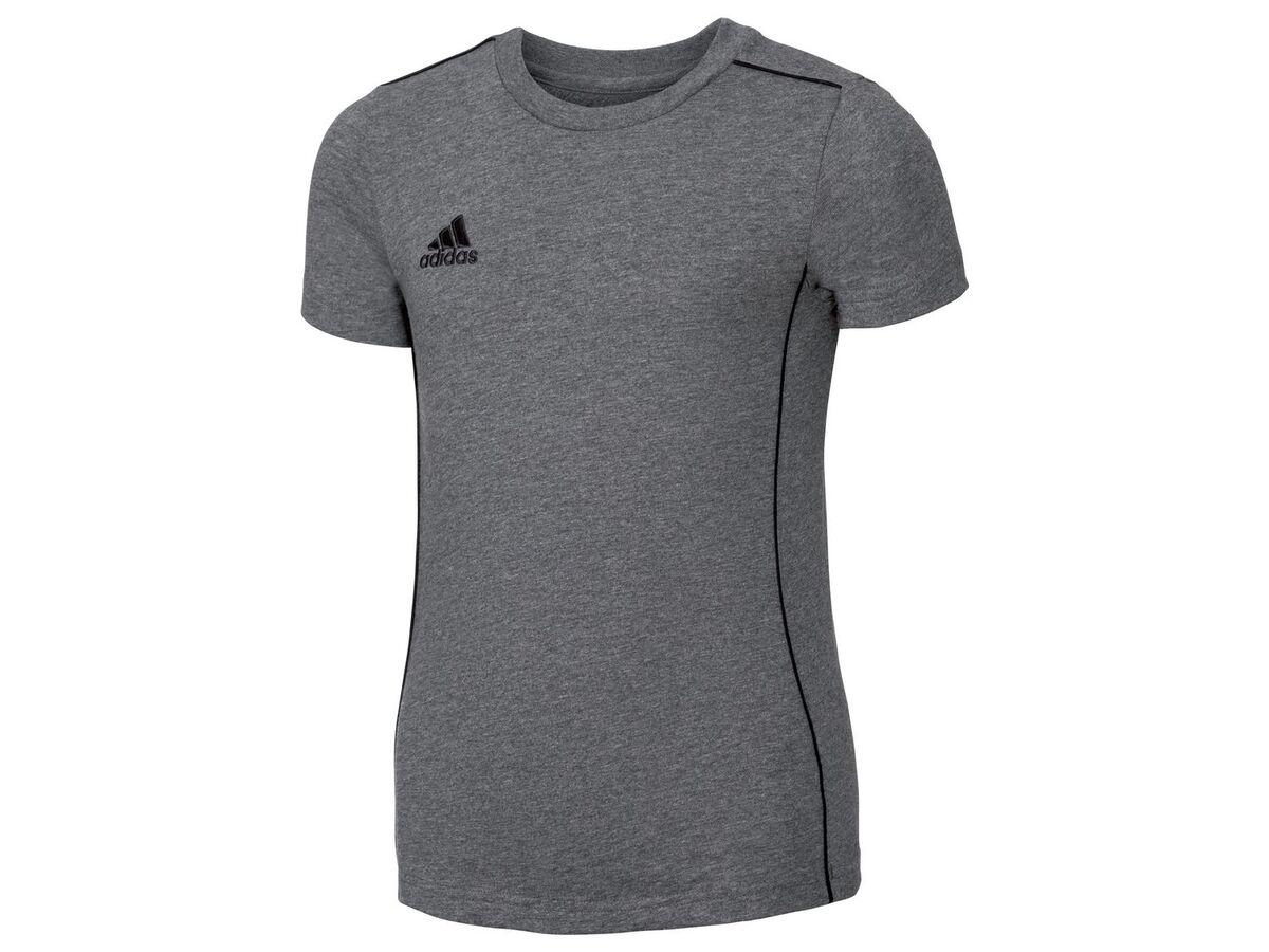 Bild 4 von adidas Kinder T-Shirt, Rundhalsausschnitt, aus reiner Baumwolle