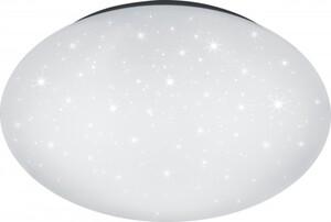Reality Leuchten LED Deckenleuchte Lukida Sternenhimmel-Effekt, 38 cm