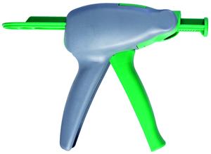 Profi Ausdrückpistole für 50 ml Doppelkartuschen Petec Verbindungstechnik