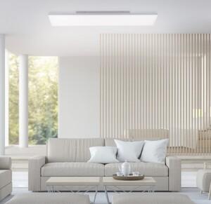 Leuchten Direkt LED Deckenleuchte Canvas ,  100 x 25 cm, 33 W