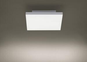 Leuchten Direkt LED Deckenleuchte Canvas ,  29,5 x 29,5 cm, 20W